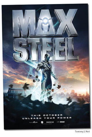 Max Steel (2016) Main Poster