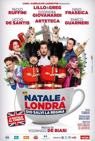 Natale A Londra - Dio Salvi La Regina (2016) Main Poster