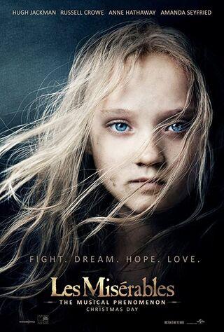 Les Misérables (2012) Main Poster