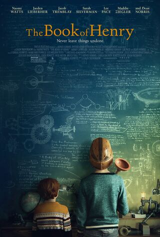 The Book Of Henry (2017) Main Poster