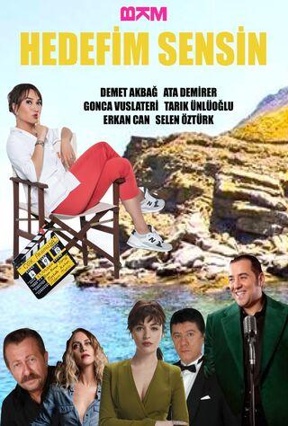 Hedefim Sensin (2018) Main Poster