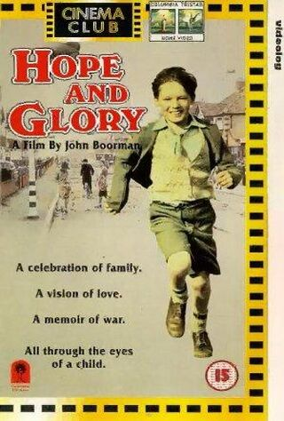 Hope And Glory (1988) Main Poster