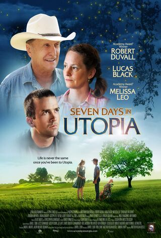Seven Days In Utopia (2011) Main Poster