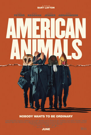 American Animals (2018) Main Poster