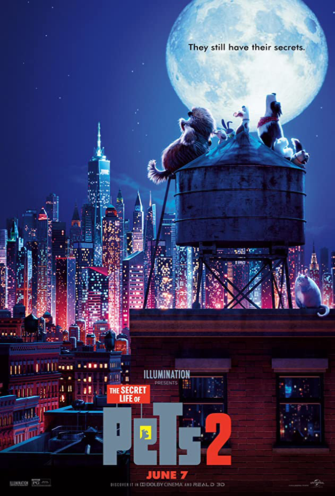 The Secret Life of Pets 2 (2019) Main Poster