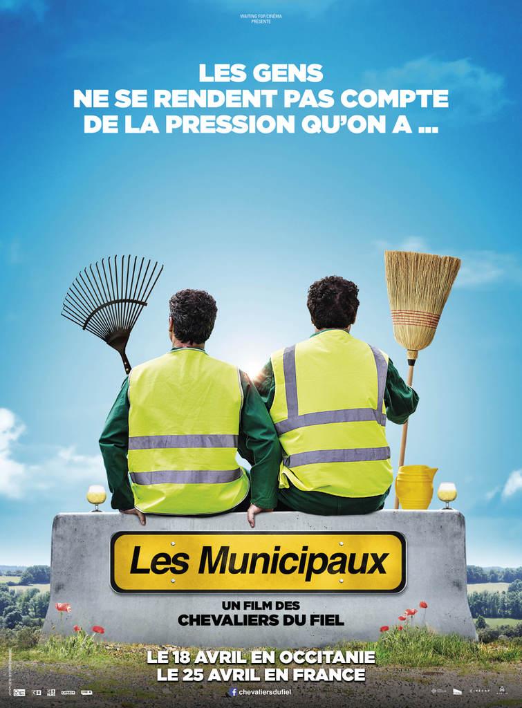 Les Municipaux - Trop C'est Trop (2019) Main Poster