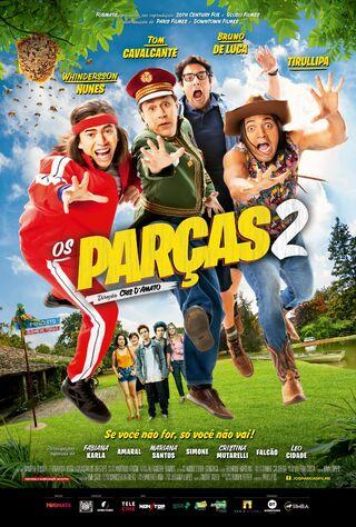 Os Parças 2 (2019) Main Poster