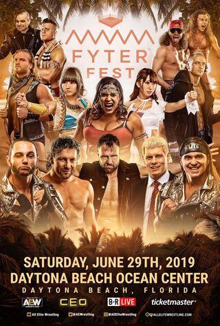 The Festival (2019) Main Poster