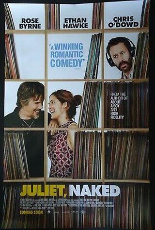 Juliet, Naked (2018) Main Poster