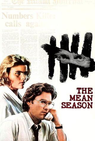 The Mean Season (1985) Main Poster