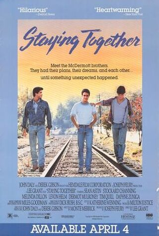 Staying Together (1989) Main Poster