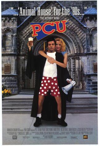 PCU (1994) Main Poster