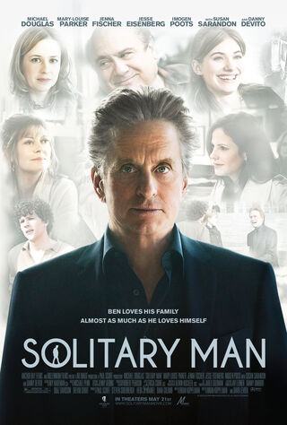 Solitary Man (2010) Main Poster
