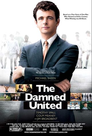 The Damned United (2009) Main Poster
