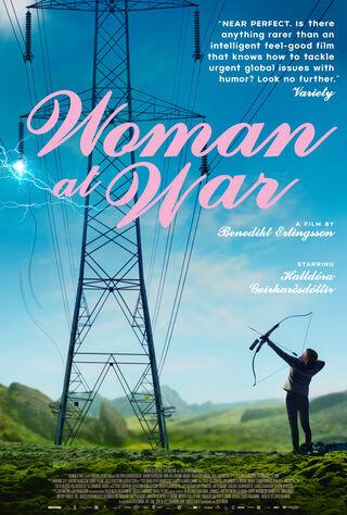 Woman At War (2018) Main Poster