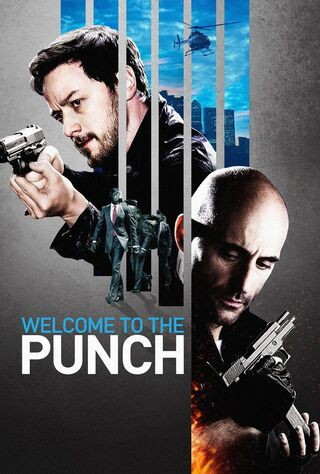 Welcome To The Punch (2013) Main Poster