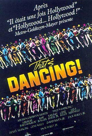 That's Dancing! (1985) Main Poster