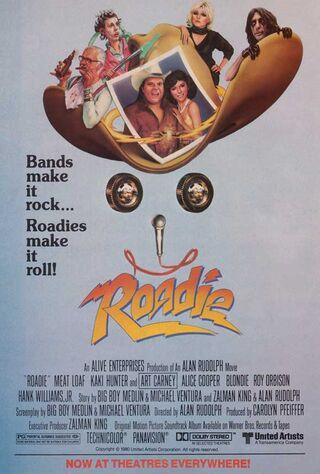 Roadie (1980) Main Poster