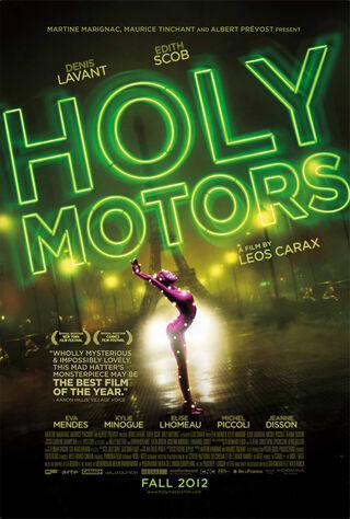 Holy Motors (2012) Main Poster