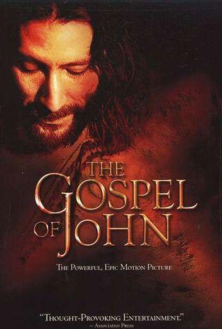The Visual Bible: The Gospel Of John (2003) Main Poster