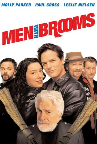 Men With Brooms (2002) Main Poster
