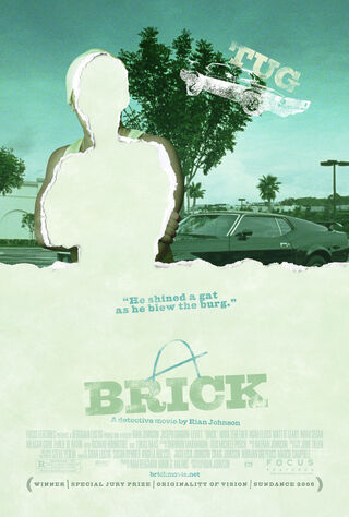 Brick (2006) Main Poster