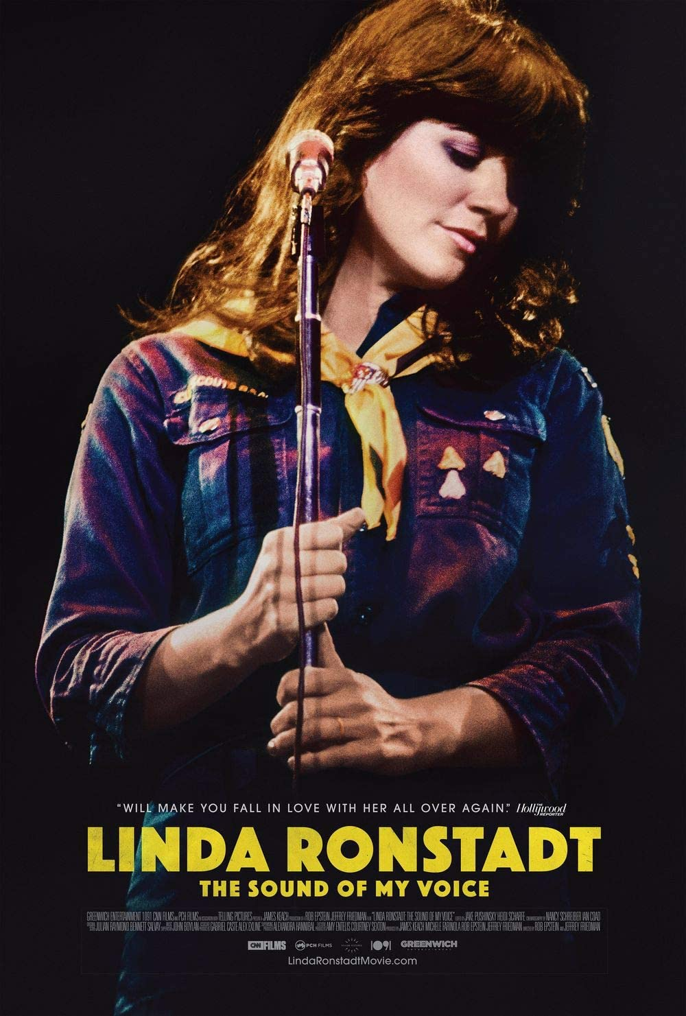Linda Ronstadt: The Sound Of My Voice (2019) Main Poster