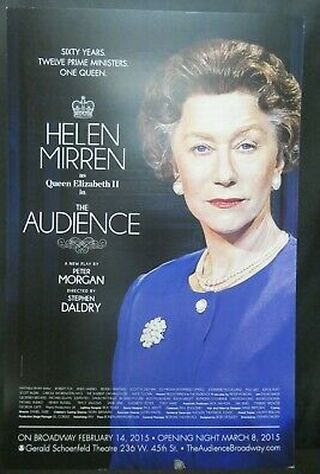 The Audience (2015) Main Poster