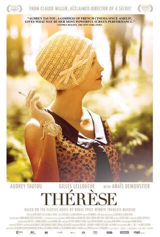 Thérèse (2012) Main Poster