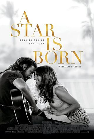 A Star Is Born (2018) Main Poster