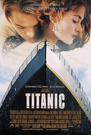 Titanic (1997) Main Poster