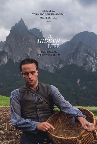 A Hidden Life (2019) Main Poster
