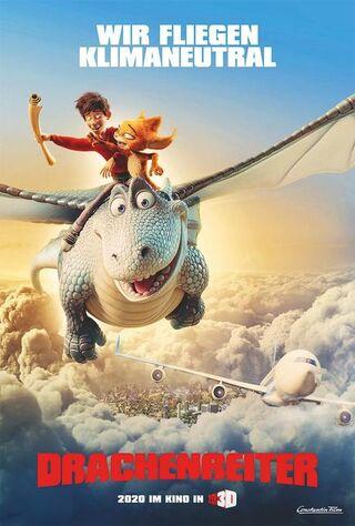 Dragon Rider (2020) Main Poster