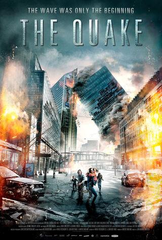 The Quake (2018) Main Poster