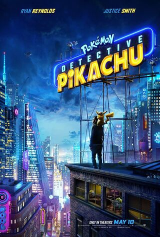 Pokémon Detective Pikachu (2019) Main Poster