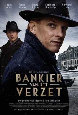 The Resistance Banker (2018) Main Poster