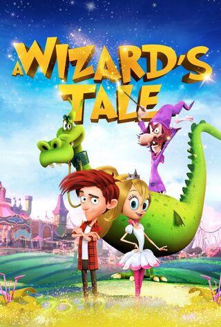 A Wizard's Tale (2018) Main Poster