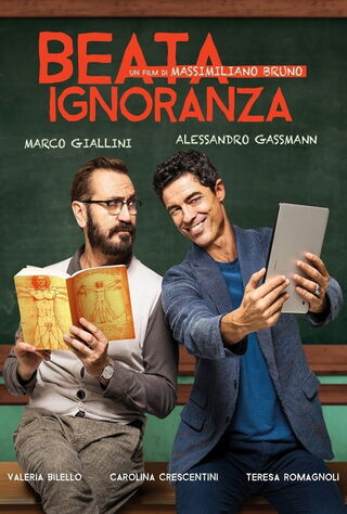 Beata Ignoranza (2017) Main Poster