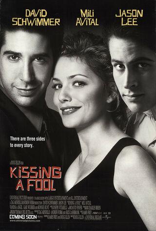 Kissing A Fool (1998) Main Poster