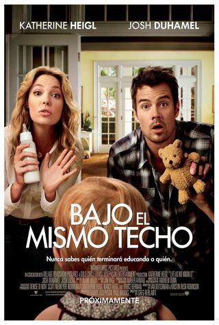Bajo El Mismo Techo (2019) Main Poster