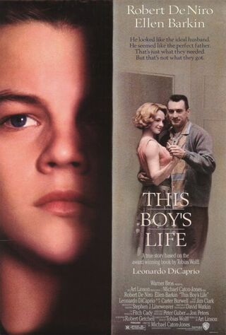 This Boy's Life (1993) Main Poster