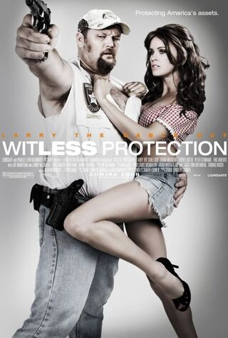 Witless Protection (2008) Main Poster