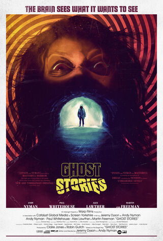 Ghost Stories (2018) Main Poster
