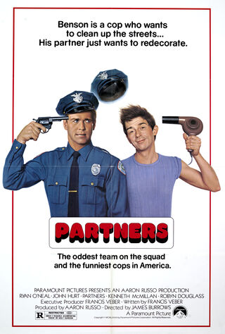 Partners (1982) Main Poster
