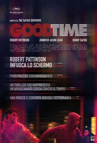Good Time (2017) Main Poster