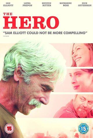 The Hero (2017) Main Poster