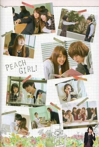 Peach Girl (2017) Main Poster