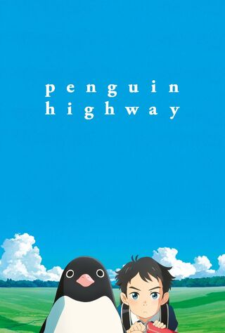 Penguin Highway (2019) Main Poster