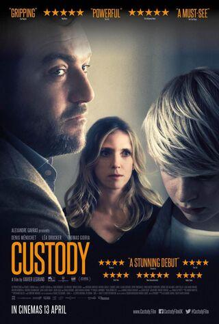 Joint Custody (2017) Main Poster