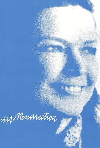 Resurrection (1980) Main Poster